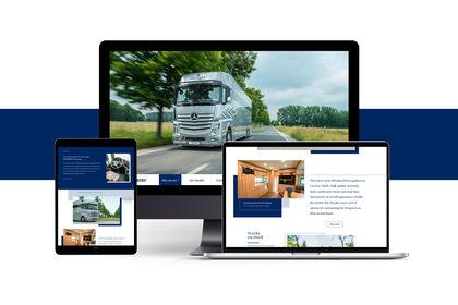 WebDesign_Trucks