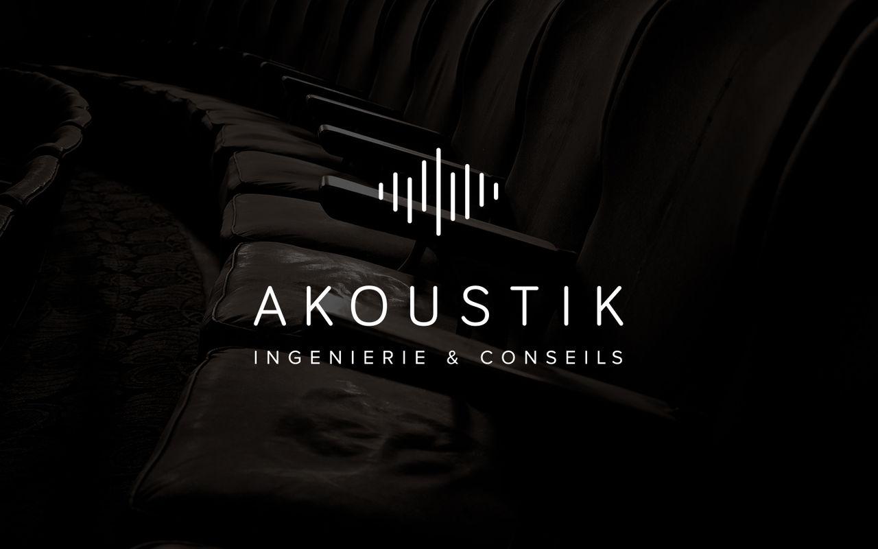 Logo Akoustik Ingénierie