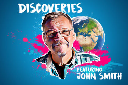 """Motion, intro """"DISCOVERIES"""""""