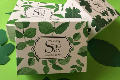 SABOON - LUXURY SOAP