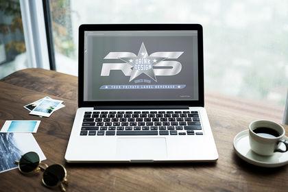Logo RS Drink Design