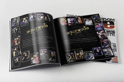 Hollywood City - Pub Magazine