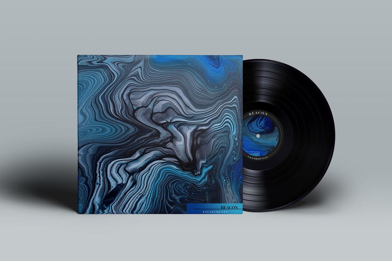 Pochette d'album - Beacon - Escapements