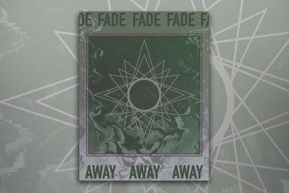 Poster décoratif - Fade away