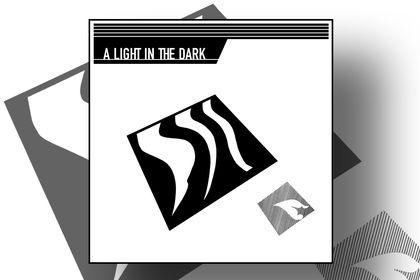 Poster décoratif - A light in the dark