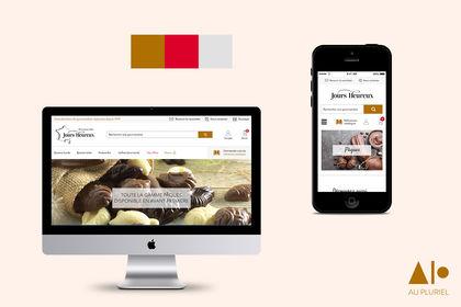 Jours Heureux - Site Web