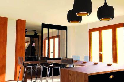 Vue 3d cuisine