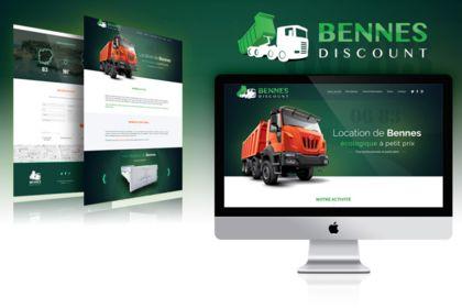 Site web Bennes discount
