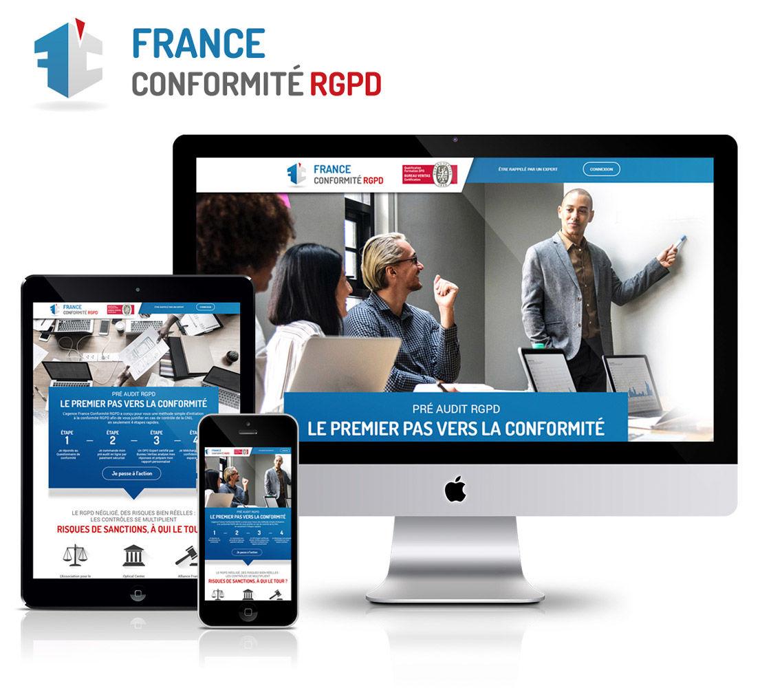 France Conformité RGPD
