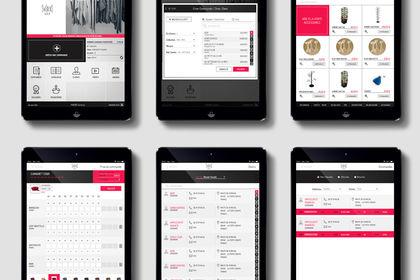 Application E-commerce