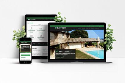 Site internet paysagiste