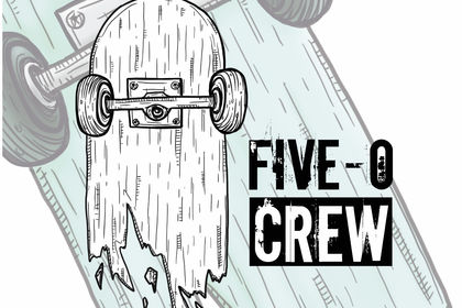 Logo five-o crew