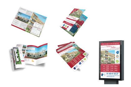 Pack communication Promoteur Immobilier