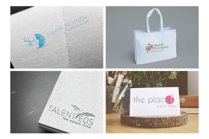 Conception & Réalisation de Logos