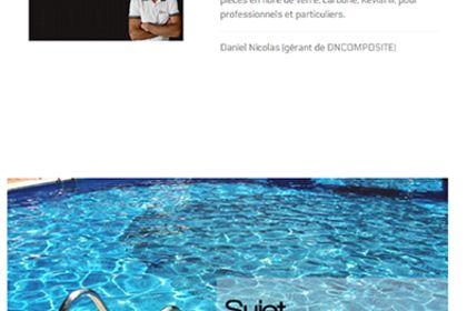 Www.DNcomposite website