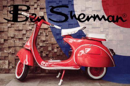 Ben sherman publicité