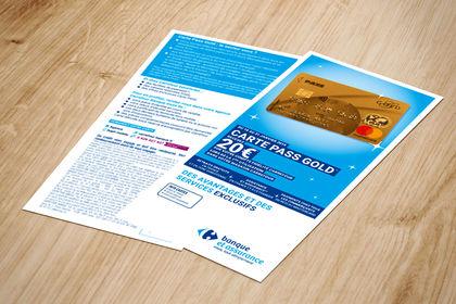 CRF BANQUE - flyer