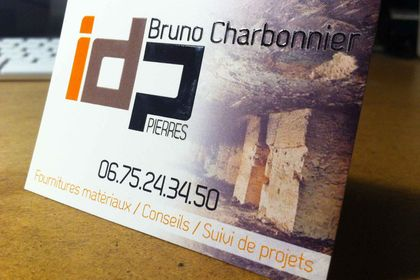 Logo IDP Pierres