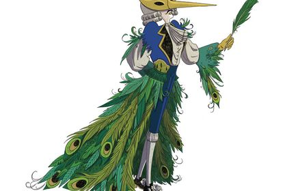 Count Peacock