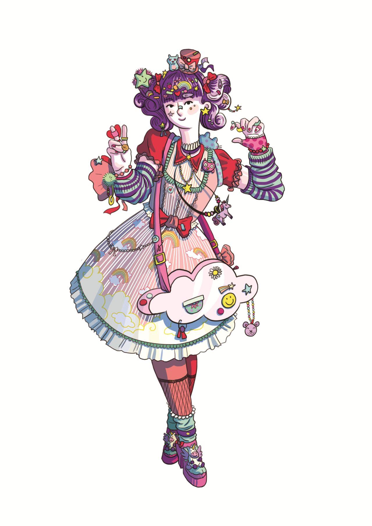 Decora Lolita