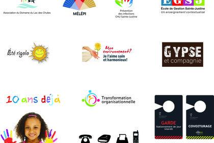 Logos, pictogrammes