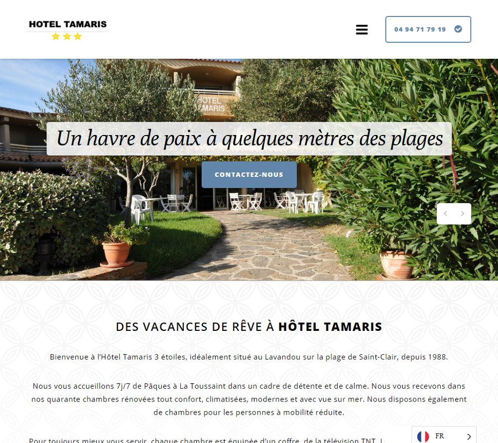 Hotel au Lavandou