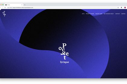 Identité visuelle Pocket Lyrique