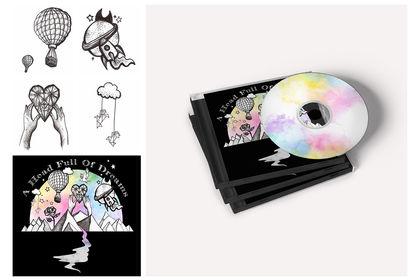 Couverture Album et CD