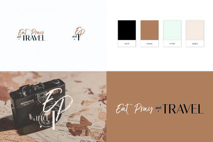 Logotype | Blog voyage