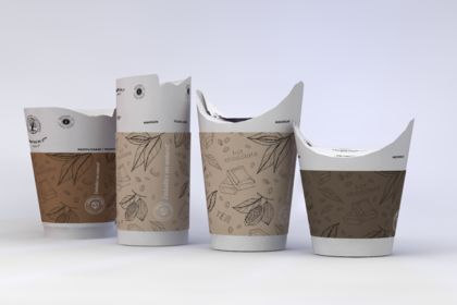 Maquette 3D - Design packaging