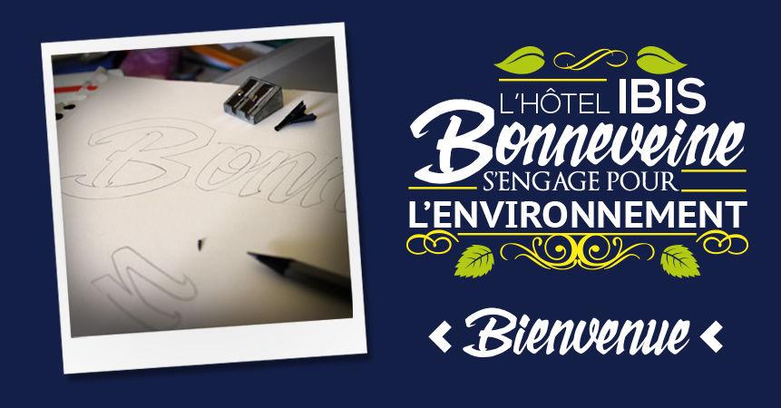 Réalisation fresque pour Hotel Ibis Bonneveine