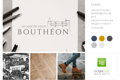 Planche Logo Bouthéon
