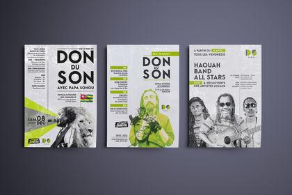 Don du Son