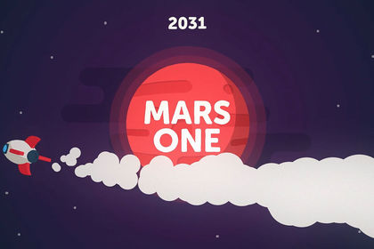 Mars One - Courrier International