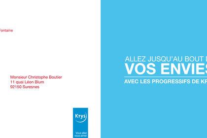 Krys - flyer verres progressifs