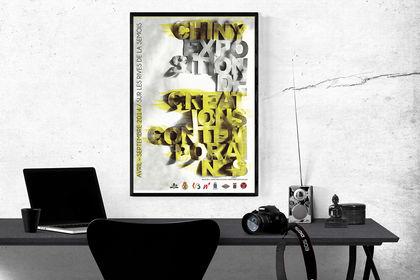 Affiche pour Chiny Exposition