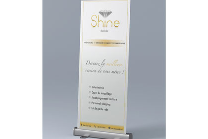 Roll up pour Shine Osez briller