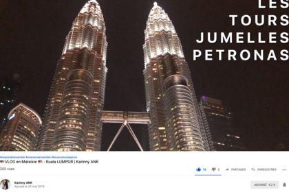 🇲🇾VLOG en Malaisie 🇲🇾 - Kuala LUMPUR | Karinny ANK