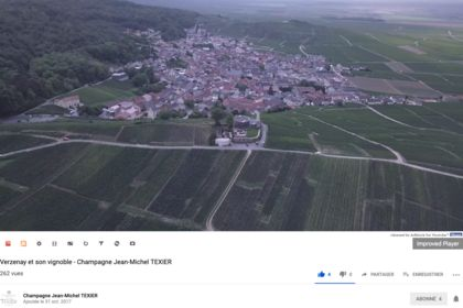 Verzenay et son vignoble - Champagne Jean-Michel T