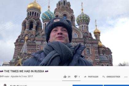 🇷🇺 THE TIMES WE HAD IN RUSSIA 🇷🇺