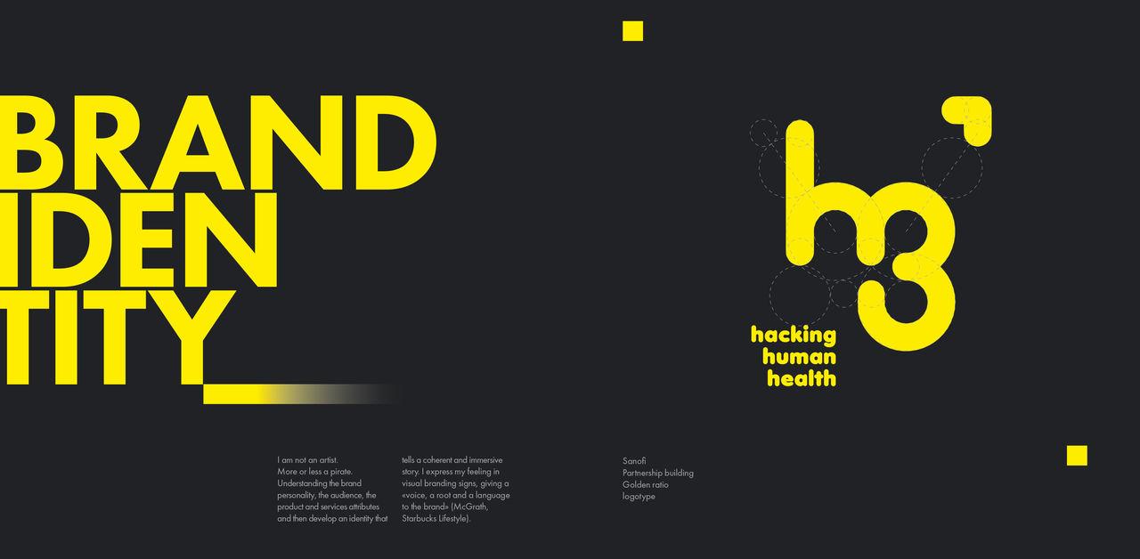 Branding - Golden ratio