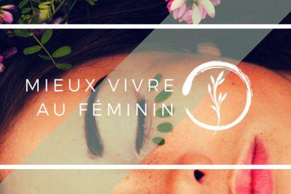 Bannière Mieux vivre au féminin