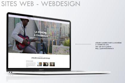 Site web - Webdesign
