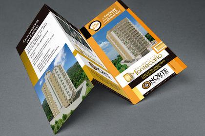Brochure pour une entreprise immobiliere