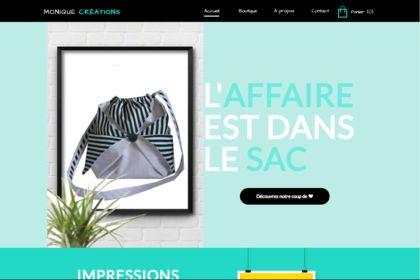 Site Web (1ère page)