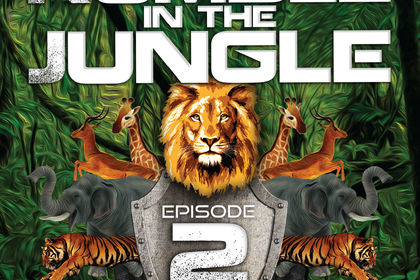 CD Cover: Rumble in the Jungle Episode 3