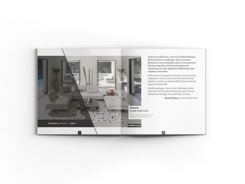 Catalogue - RocheBobois