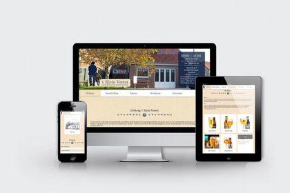 't Klein Verzet Website