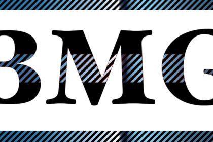 Logo création pour BMG