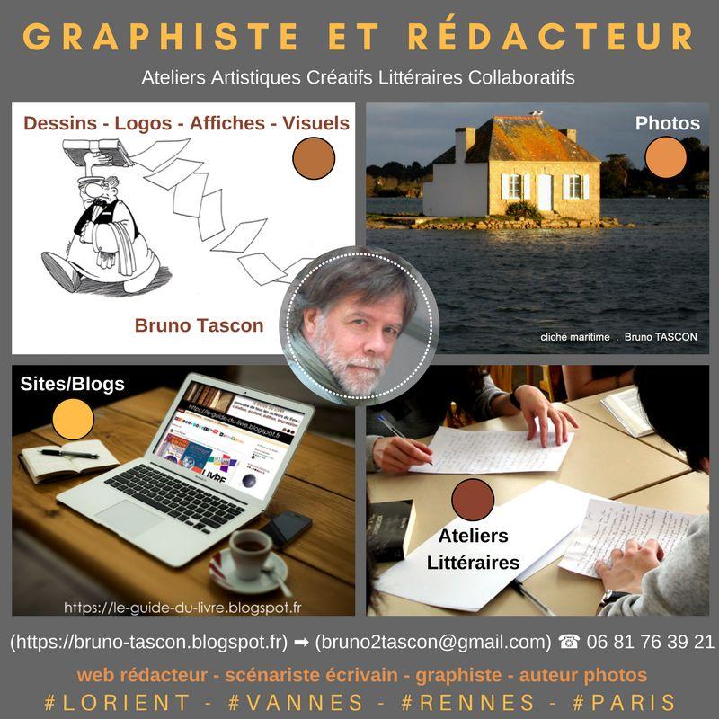 Graphiste & Rédacteur